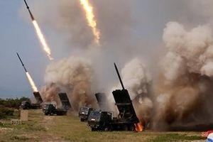 Triều Tiên bất ngờ phóng thử vũ khí mới