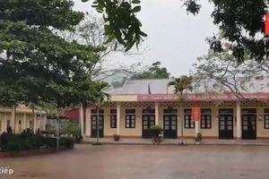 Hoc sinh trường Đồng Lương nghỉ học đồng loạt sau vụ tấn công dao