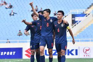 Đội tuyển U23 Thái Lan bất ngờ đối mặt 'đại họa' ở VCK U23 châu Á