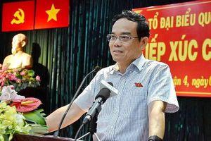 Ông Trần Lưu Quang nói về việc tăng giá điện vào mùa nắng nóng