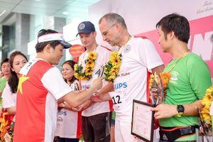 Philips đồng hành giải chạy 'Hành trình Sông Hồng'