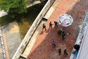 Người đàn ông tử vong vì rơi lầu bệnh viện Ung bướu Đà Nẵng