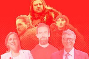 Bill Gates, Mark Zuckerberg là ai trong Game of Thrones?