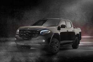 Bán tải hạng sang Mercedes-Benz X-Class bản giới hạn Edition 1 lộ diện