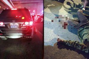 Bộ Công an công bố danh tính lái xe biển xanh gây tai nạn trên đường Nguyễn Xiển
