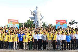 Hành trình Tuổi trẻ Kiên Giang 'Vì biển đảo quê hương'