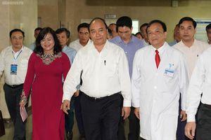 Thủ tướng thăm bệnh viện hợp tác công – tư điển hình ở Đồng Nai