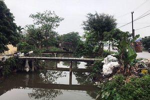 Sớm khắc phục tình trạng ô nhiễm kênh mương vùng đồng bằng sông Hồng