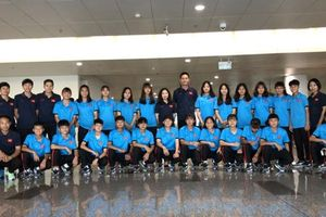 Đội tuyển U15 nữ quốc gia dự Giải vô địch Đông - Nam Á 2019