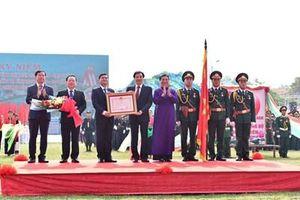 Tổ chức trọng thể Lễ kỷ niệm 65 năm Chiến thắng Điện Biên Phủ