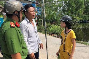 Không có chuyện học sinh lớp 8 bị bắt cóc ở Thanh Hóa tự trốn thoát tại Cà Mau