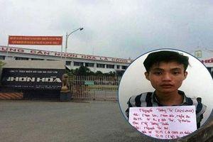 Ly kỳ phá án vụ trộm gần 9 tỷ ở công ty cân Nhơn Hòa