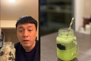 Anh Hai Lam Trường bật mí công thức nước detox thải độc