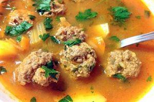 Món ngon mỗi ngày: Canh chua thịt viên ngon tuyệt cho bữa trưa đầu tuần