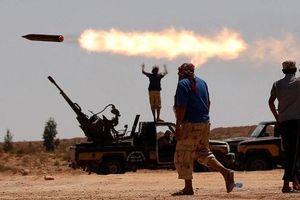 Chiến sự Libya chuyển biến phức tạp: Khủng bố IS tấn công, sát hại binh sĩ LNA