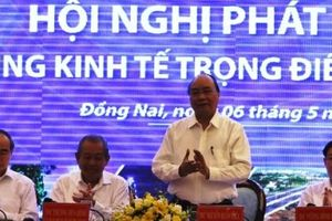 Thủ tướng: Cần tăng tốc và tạo động lực đề phát triển vùng kinh tế trọng điểm phía Nam