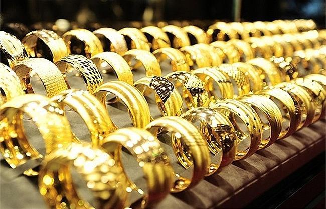 Vàng tiếp tục tăng phiên giao dịch đầu tuần