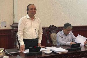 Bộ Tư pháp họp thẩm định dự án Bộ luật Lao động sửa đổi