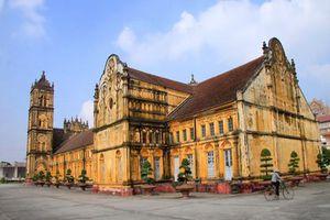 Nhà thờ 134 năm tuổi ở Nam Định trước ngày hạ giải