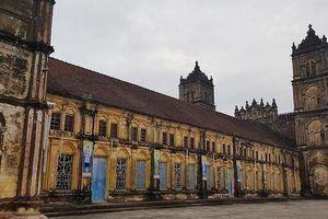 Cục di sản lên tiếng về việc xây mới nhà thờ Bùi Chu