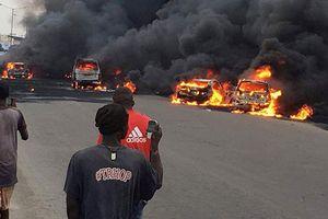 Nổ xe bồn ở Niger, ít nhất 55 người chết