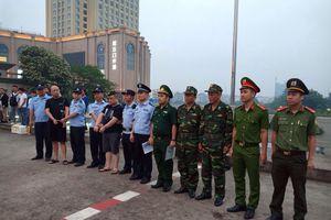 Bắt giữ 2 tên tội phạm người Trung Quốc trốn truy nã