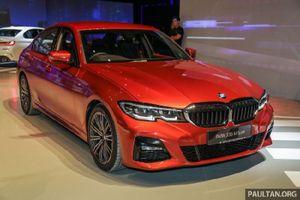 BMW 330i có giá 1,8 tỷ đồng tại Malaysia
