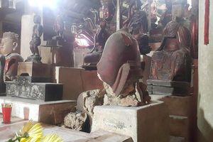 Nhiều trường hợp tự ý xây dựng, tu bổ di tích tại Hà Nội