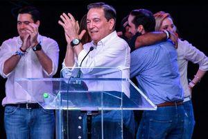 Bầu cử Tổng thống Panama: Cortizo của Đảng Dân chủ xã hội giành chiến thắng