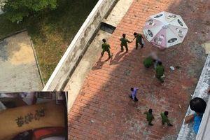 Người đàn ông nhảy lầu tự tử tại bệnh viện Ung Bướu Đà Nẵng