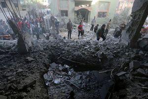 Israel và Hamas ngừng bắn sau 2 ngày giao chiến đẫm máu