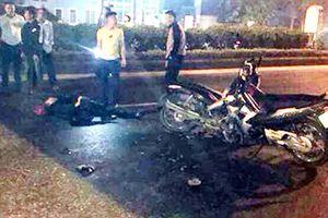 Đại úy cảnh sát cơ động bị đối tượng điều khiển xe vi phạm tông tử vong
