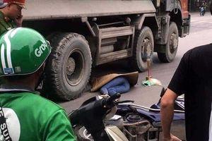 Người phụ nữ bị cuốn vào gầm xe tải, tử vong tại chỗ