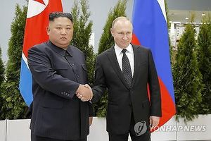 Tình báo Hàn Quốc: Tổng thống Nga Putin sẽ không sớm tới thăm Triều Tiên