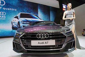 Triệu hồi toàn bộ xe sang Audi A7, A8, Q7 dính lỗi