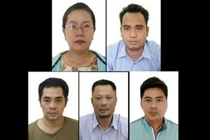 Khởi tố 5 đối tượng đưa người Việt trốn sang Đài Loan qua đường du lịch