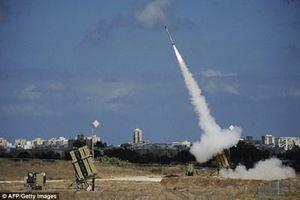 Tướng Israel hé lộ lỗ hổng 'chết người'của Iron Dome