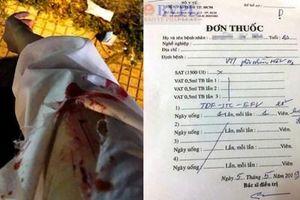 Công an vào cuộc vụ cô gái bị rạch tay phải điều trị phơi nhiễm HIV