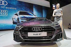 Audi triệu hồi gần 180 xe Audi A7, A8 và Q7 tại Việt Nam 'dính' lỗi kỹ thuật