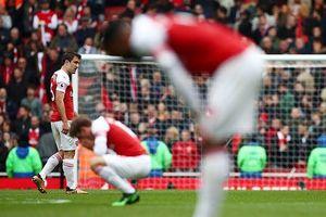 Arsenal 1-1 Brighton&Hove Albion: Nước mắt thấm đẫm Emirates