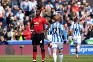 Manchester United chính thức hết cửa giành vé dự Champions League