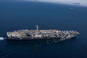 Mỹ điều tàu sân bay đến Trung Đông để cảnh báo Iran