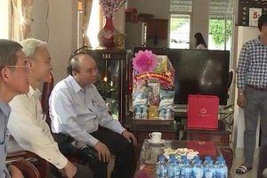 Đồng Nai: Thủ tướng Nguyễn Xuân Phúc đến thăm các gia đình liệt sĩ