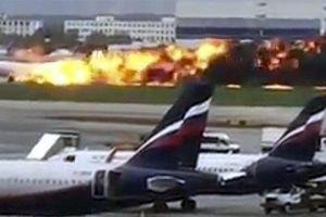 Tổng Bí thư, Chủ tịch nước Nguyễn Phú Trọng gửi điện thăm hỏi vụ máy bay cháy ở Nga