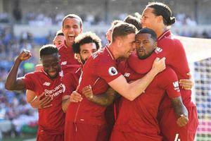 Man Utd chưa từng kiếm được số điểm nhiều như Liverpool lúc này