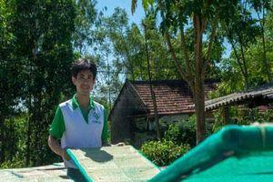 8X tham vọng đưa phở sắn lừng danh Quảng Nam ra thế giới