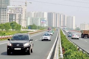 Bố trí 2.550 tỷ đồng vốn Nhà nước hỗ trợ cao tốc Nghi Sơn - Diễn Châu