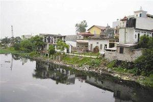 Giải quyết đồng bộ ô nhiễm nguồn nước sông Nhuệ, sông Đáy