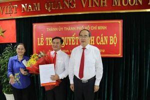 TP HCM: Tiếp tục bổ nhiệm các vị trí lãnh đạo mới