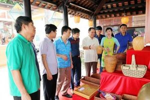 Hưng Yên: Đưa sản phẩm làng nghề ra thế giới